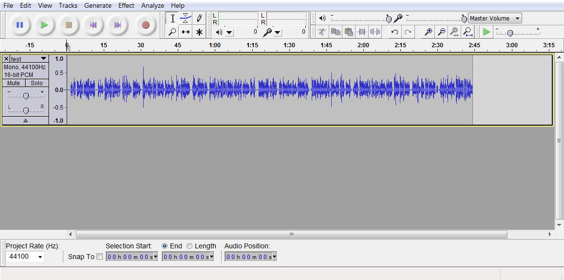 Create Hypnosis & Guided Meditation Recordings with Audacity