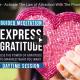 Express Gratiude